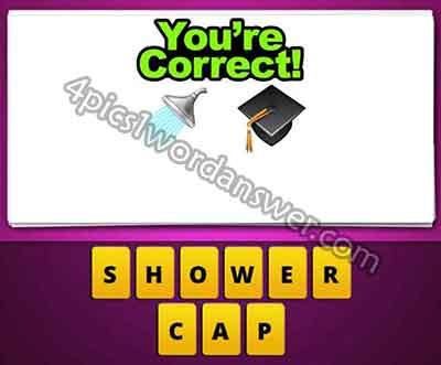 emoji-shower-and-graduation-hat