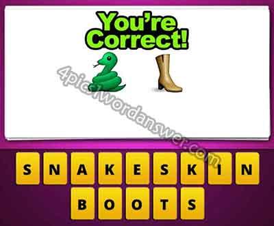 emoji-snake-and-boot