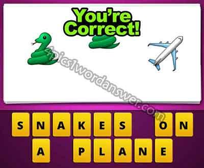 emoji-snake-snake-plane