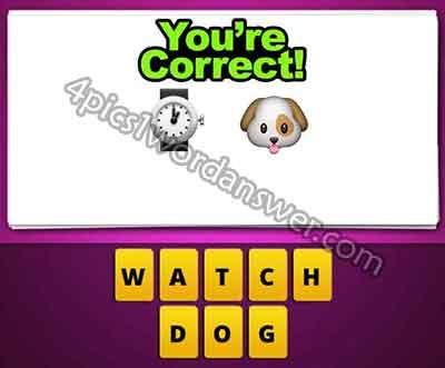 emoji-watch-and-dog
