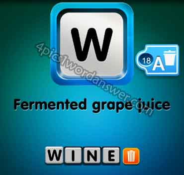 one-clue-fermented-grape-juice