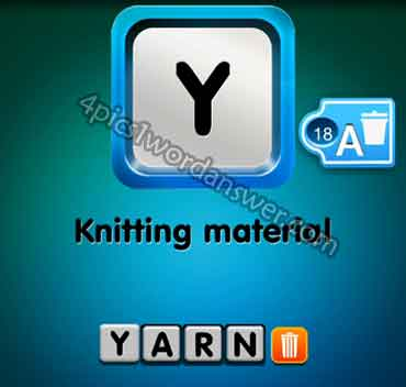 one-clue-knitting-material
