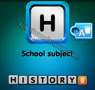 one-clue-school-subject