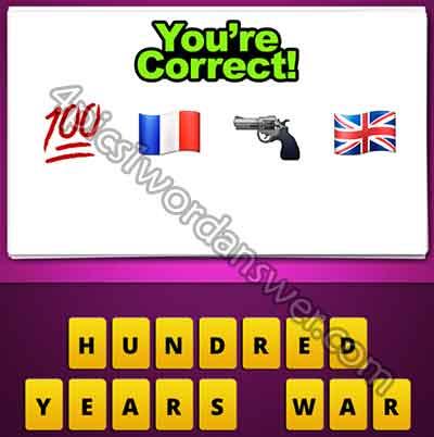 emoji-100-french-flag-gun-british-flag