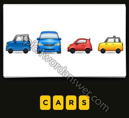 emoji-2-blue-cars-red-car-yellow-car