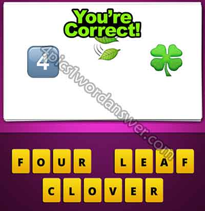 emoji-4-leaves-clover