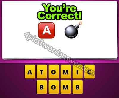emoji-A-and-bomb