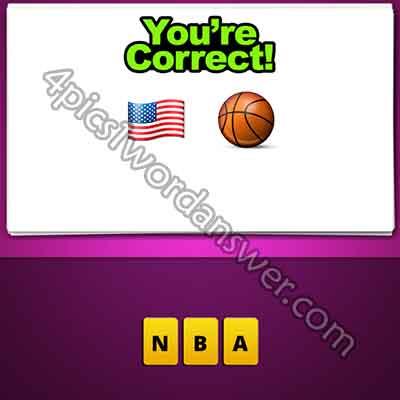 emoji-america-flag-and-basketball