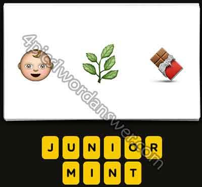 emoji-baby-plant-leaves-chocolate