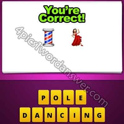 emoji-barber-pole-and-dancing-woman
