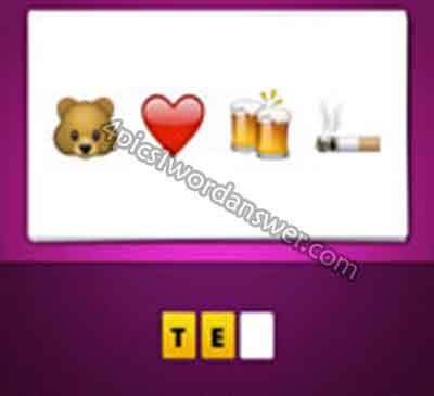 emoji-bear-heart-beer-cigarette