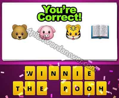 emoji-bear-pig-tiger-book