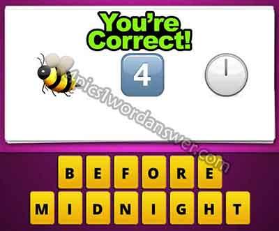 emoji-bee-4-clock