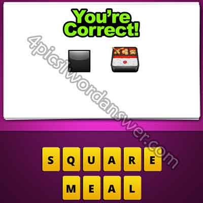 emoji-black-square-and-food-box