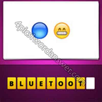 emoji-blue-ball-and-grinning-face