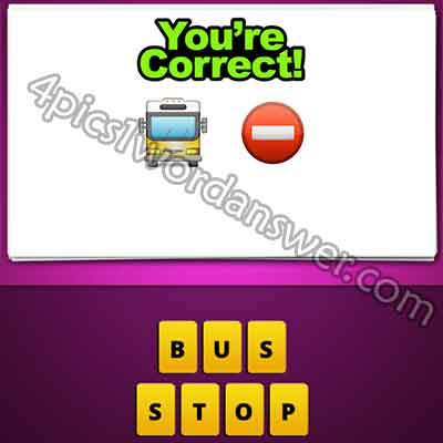 emoji-bus-and-no-entry-sign