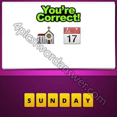 emoji-church-and-calendar-jul-17