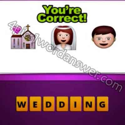 Emoji Church Bride Man