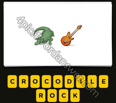 emoji-crocodile-and-guitar