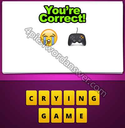 emoji-cry-face-and-game-controller