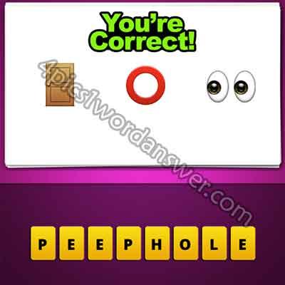 emoji-door-red-circle-eyes