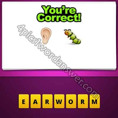 emoji-ear-and-worm
