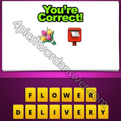 emoji-flowers-and-mailbox