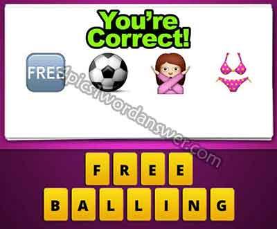 emoji-free-soccer-ball-woman-hand-crossed-bikini