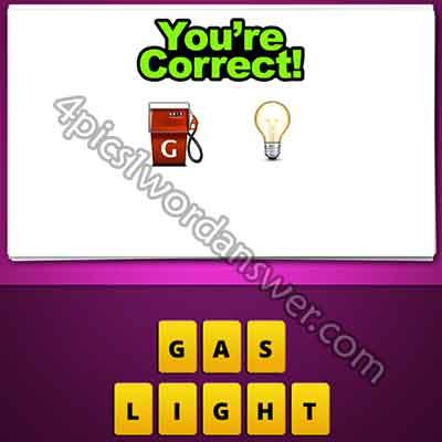emoji-gas-station-and-light-bulb