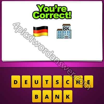 emoji-germany-flag-and-bank-building