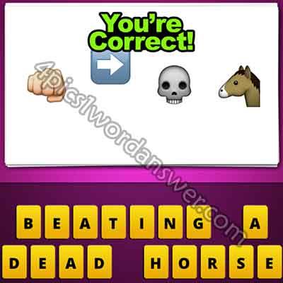 emoji-hand-fist-right-arrow-skull-horse