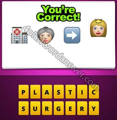 emoji-hospital-old-woman-right-arrow-princess