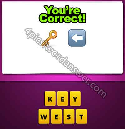 emoji-key-and-left-arrow