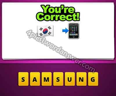 emoji-korean-and-mobile-phone