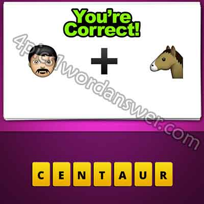 emoji-man-plus-horse