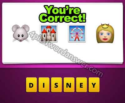 emoji-mouse-castle-ferris-wheel-princess