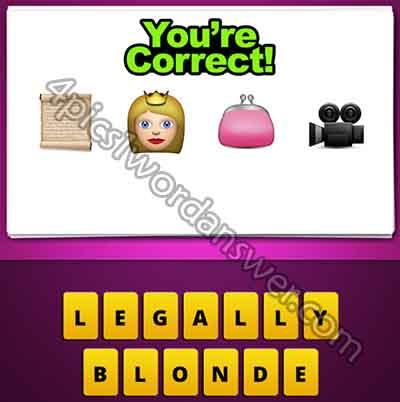 emoji-paper-scroll-queen-purse-camera