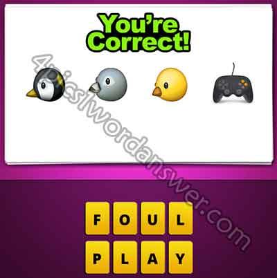 emoji-penguin-bird-chick-game-controller