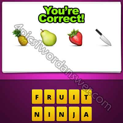 emoji-pineapple-pear-strawberry-knife