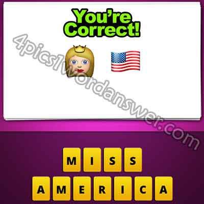 emoji-princess-queen-and-american-flag