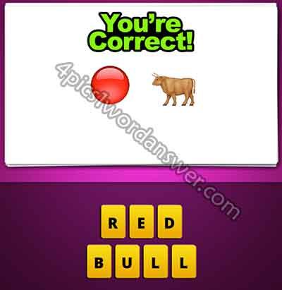emoji-red-circle-and-bull