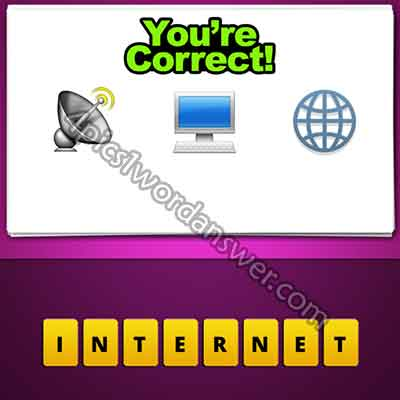 emoji-satellite-computer-world-globe