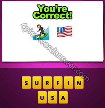 emoji-surfer-and-american-flag