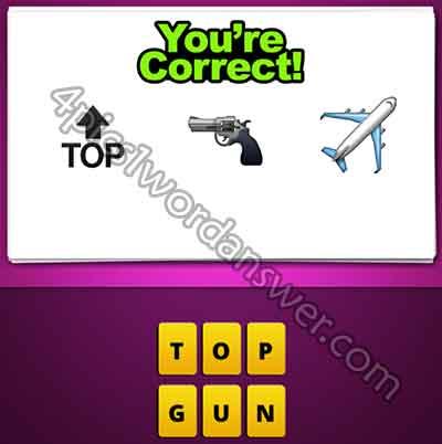 emoji-top-arrow-gun-plane