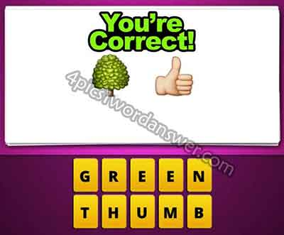 emoji-tree-and-thumbs-up