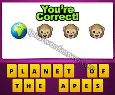 emoji-world-globe-and-3-monkeys