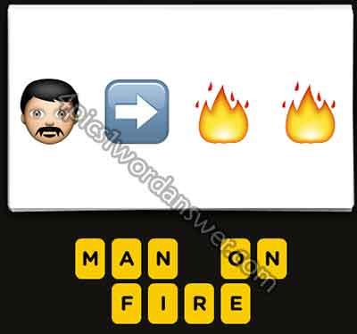 emoji-man-right-arrow-fire-fire