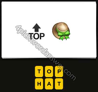 emoji-top-arrow-and-hat