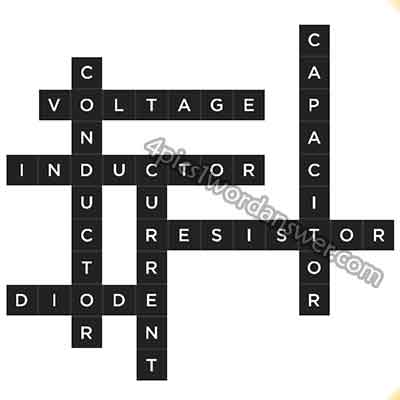 Bonza Clue Electronic Circuit Answer | 4 Pics 1 Word Game Answers ...