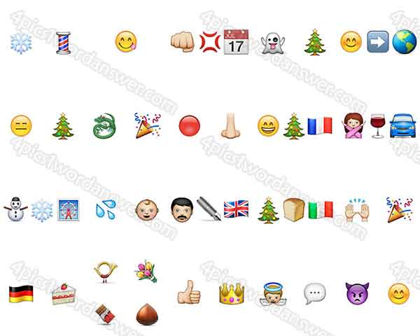 100-pics-christmas-emoji-level-81-100-answers